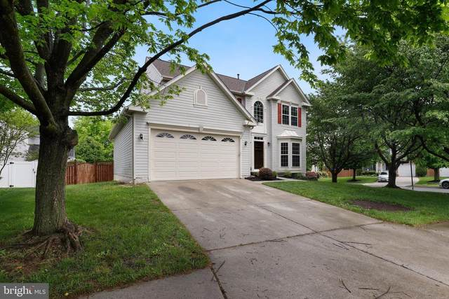 122 Grist Stone Way, OWINGS MILLS, MD 21117 (#MDBC528076) :: Integrity Home Team