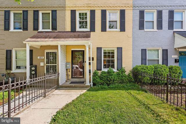 124 O Street SW, WASHINGTON, DC 20024 (#DCDC520312) :: Corner House Realty