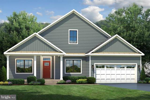 00 Otono Drive Ash, MOUNT AIRY, MD 21771 (#MDFR282072) :: Network Realty Group