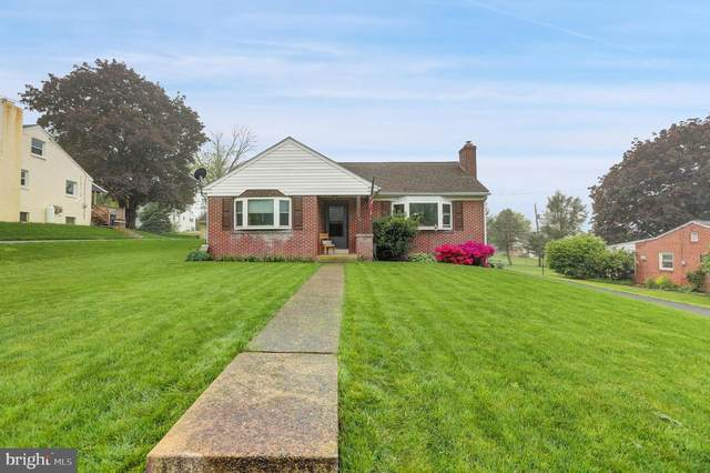 154 S Eastland Drive, LANCASTER, PA 17602 (#PALA181656) :: Iron Valley Real Estate