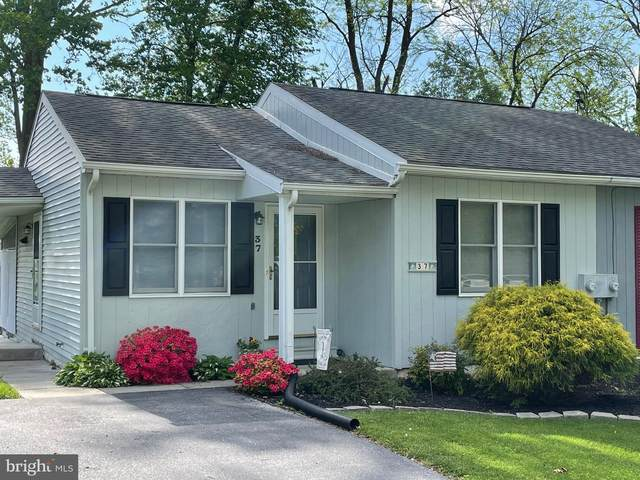 37 Meadowview Drive, HANOVER, PA 17331 (#PAYK157812) :: Liz Hamberger Real Estate Team of KW Keystone Realty