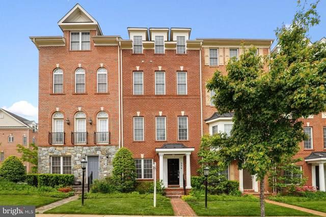 534 Whetstone Glen Street, GAITHERSBURG, MD 20877 (#MDMC756910) :: Corner House Realty