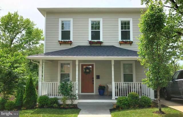 2318 N Dinwiddie Street, ARLINGTON, VA 22207 (#VAAR180960) :: Arlington Realty, Inc.