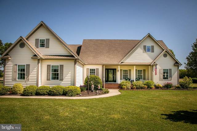 27640 Fairmount Road, WESTOVER, MD 21871 (#MDSO104802) :: Bright Home Group