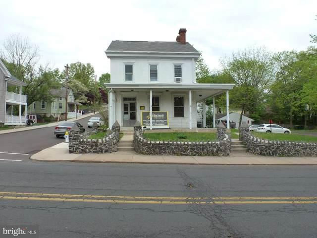 225 N Main Street, SELLERSVILLE, PA 18960 (#PABU526680) :: Keller Williams Flagship of Maryland