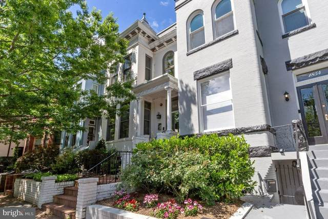 1852 3RD Street NW C, WASHINGTON, DC 20001 (#DCDC520354) :: The Riffle Group of Keller Williams Select Realtors