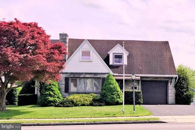 226 W Penn Avenue, CLEONA, PA 17042 (#PALN119148) :: CENTURY 21 Home Advisors