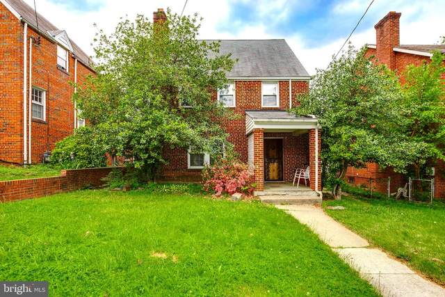 4104 19TH Street NE, WASHINGTON, DC 20018 (#DCDC520366) :: ExecuHome Realty