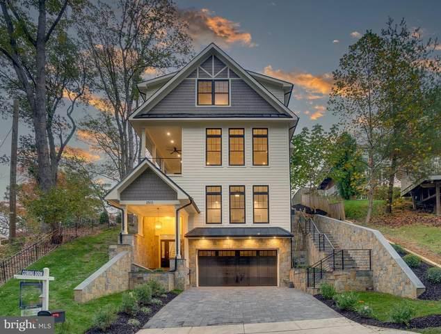 2513 N Vernon Street, ARLINGTON, VA 22207 (#VAAR180964) :: Eng Garcia Properties, LLC