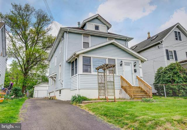 63 Crescent Avenue, LANGHORNE, PA 19047 (MLS #PABU526684) :: Kiliszek Real Estate Experts
