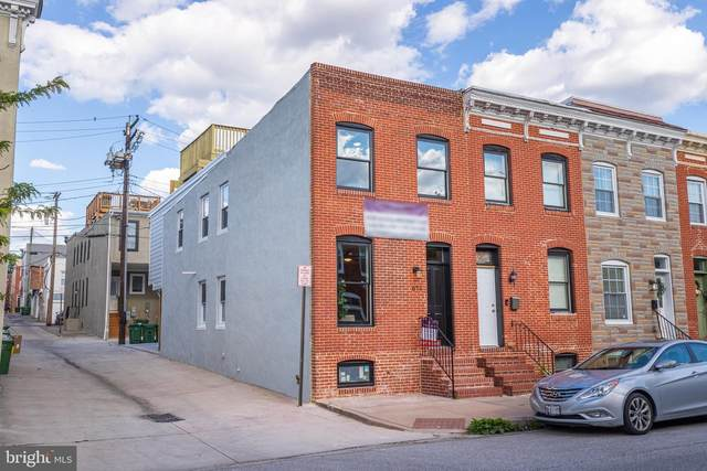 611 S East Avenue, BALTIMORE, MD 21224 (#MDBA549820) :: Give Back Team