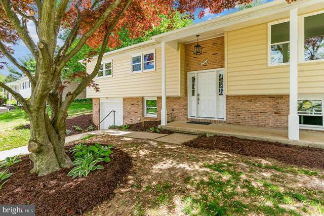 703 Idlewild Road, BEL AIR, MD 21014 (#MDHR259646) :: The Licata Group / EXP Realty