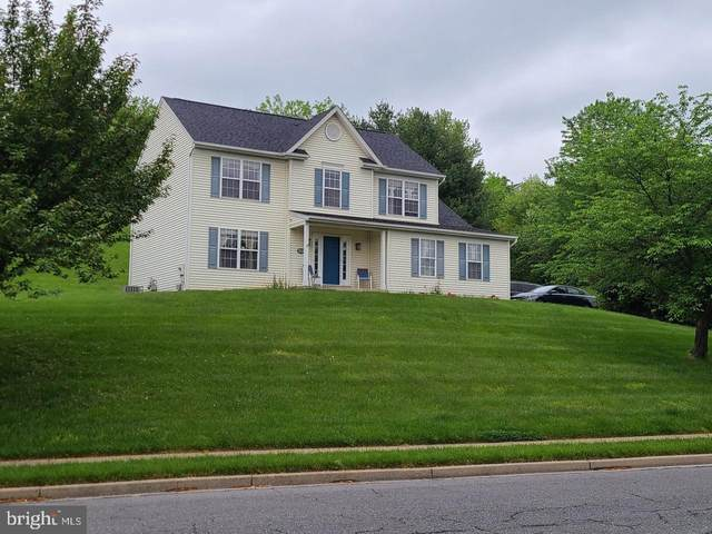 2235 W Greenleaf Drive, FREDERICK, MD 21702 (#MDFR282088) :: The Riffle Group of Keller Williams Select Realtors
