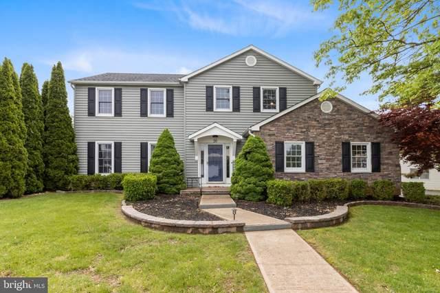 20 Hedgerow Drive, FAIRLESS HILLS, PA 19030 (#PABU526688) :: Jim Bass Group of Real Estate Teams, LLC