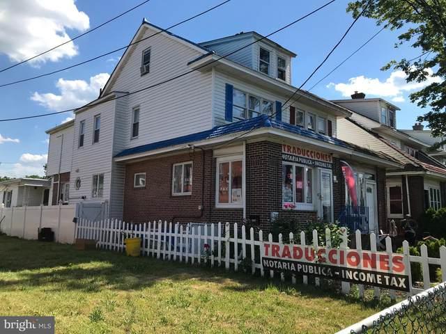 749 Hamilton Avenue, TRENTON, NJ 08629 (#NJME311996) :: LoCoMusings