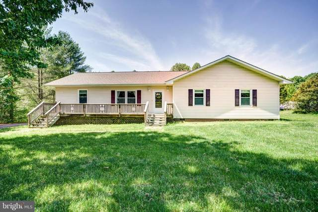 224 Overton Drive, MINERAL, VA 23117 (#VALA123182) :: The Mike Coleman Team