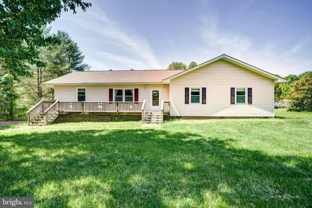 224 Overton Drive, MINERAL, VA 23117 (#VALA123182) :: Jim Bass Group of Real Estate Teams, LLC
