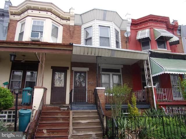 2331 W Huntingdon Street, PHILADELPHIA, PA 19132 (#PAPH1014388) :: Nexthome Force Realty Partners