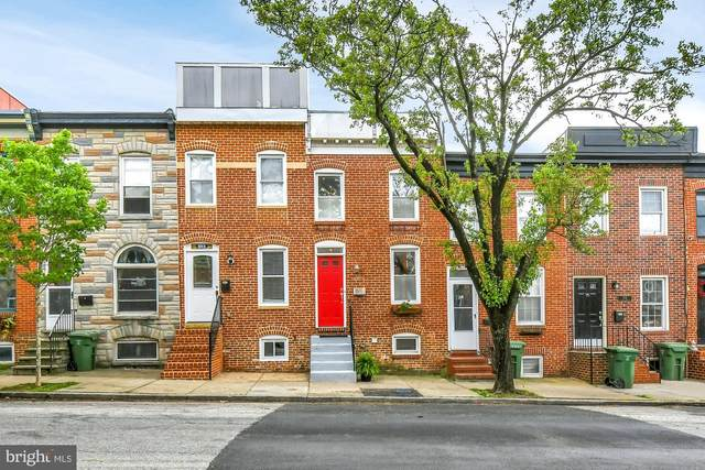113 E Fort Avenue, BALTIMORE, MD 21230 (#MDBA549838) :: Bruce & Tanya and Associates