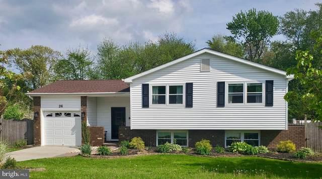 26 Mango Court, SICKLERVILLE, NJ 08081 (#NJGL275162) :: Holloway Real Estate Group