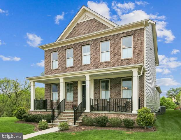 4427 Landsdale Parkway, MONROVIA, MD 21770 (#MDFR282090) :: Murray & Co. Real Estate