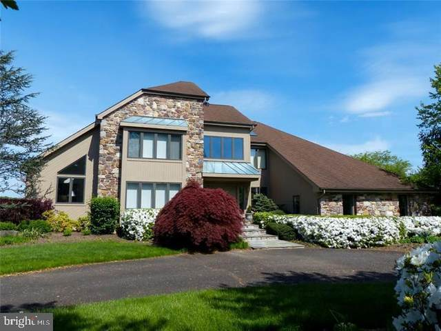 795 Tower View Circle, NEW HOPE, PA 18938 (#PABU526696) :: ROSS | RESIDENTIAL