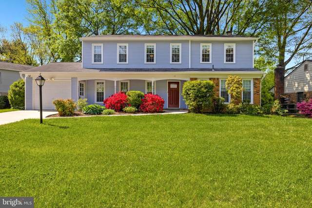 14 Duvall Lane, GAITHERSBURG, MD 20877 (#MDMC756956) :: Murray & Co. Real Estate