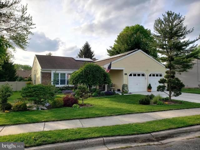 13 Marigold Court, MOUNT LAUREL, NJ 08054 (#NJBL397086) :: Holloway Real Estate Group