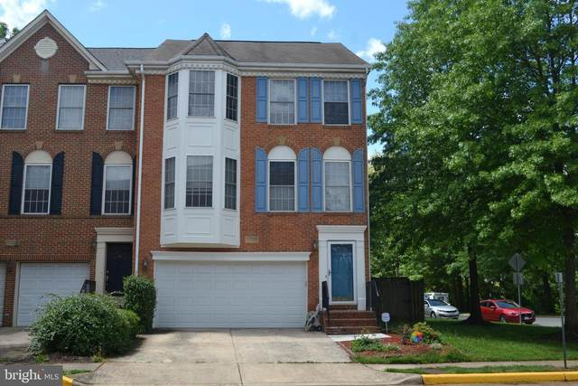 3950 Royal Lytham Drive, FAIRFAX, VA 22033 (#VAFX1199026) :: The Dailey Group