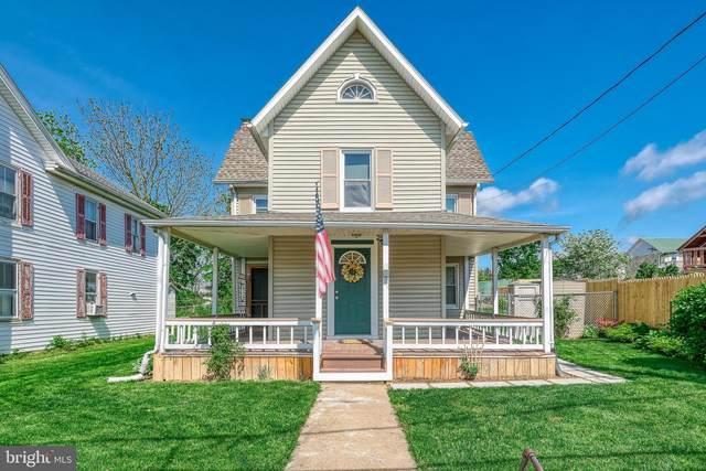 21 W Maple Street, EAST PROSPECT, PA 17317 (#PAYK157838) :: The Joy Daniels Real Estate Group
