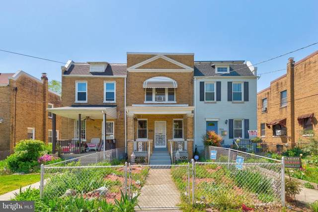 3212 10TH Street NE, WASHINGTON, DC 20017 (#DCDC520404) :: Colgan Real Estate