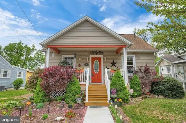 154 D Street, CARLISLE, PA 17013 (#PACB134606) :: The Joy Daniels Real Estate Group