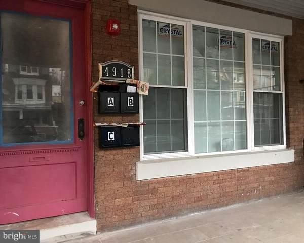 4918 Locust Street, PHILADELPHIA, PA 19139 (#PAPH1014472) :: The Dailey Group