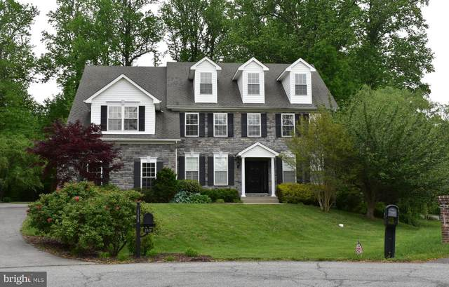 1519 Larkspur Court, HUNTINGTOWN, MD 20639 (#MDCA182742) :: The Riffle Group of Keller Williams Select Realtors