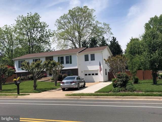 8642 Richmond Avenue, MANASSAS, VA 20110 (#VAMN141890) :: The Putnam Group