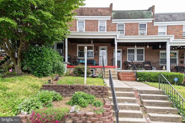 1427 W 37TH Street, BALTIMORE, MD 21211 (#MDBA549862) :: ExecuHome Realty