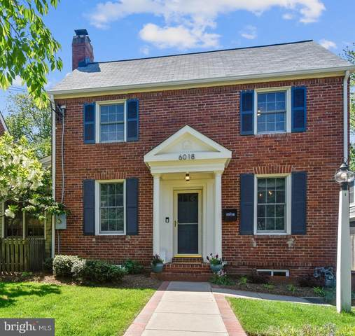6018 20TH Street N, ARLINGTON, VA 22205 (#VAAR180986) :: Grace Perez Homes