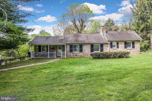 1080 Forest Lane, GLEN MILLS, PA 19342 (#PADE545422) :: The Lux Living Group