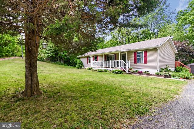 9545 Grigsby Lane, KING GEORGE, VA 22485 (#VAKG121382) :: EXIT Realty Enterprises