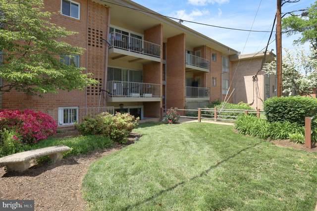 3706 N Rosser Street #103, ALEXANDRIA, VA 22311 (#VAFX1199066) :: Colgan Real Estate