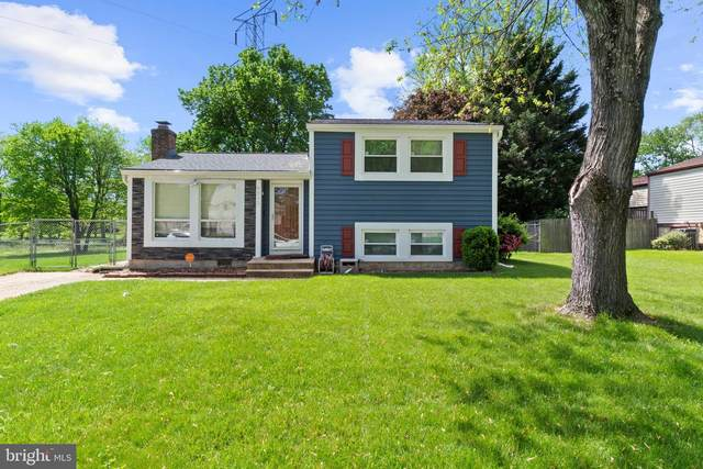 9813 Branchleigh Road, RANDALLSTOWN, MD 21133 (#MDBC528114) :: The Mike Coleman Team