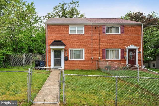 2221 Houston Street, SUITLAND, MD 20746 (#MDPG605602) :: Integrity Home Team