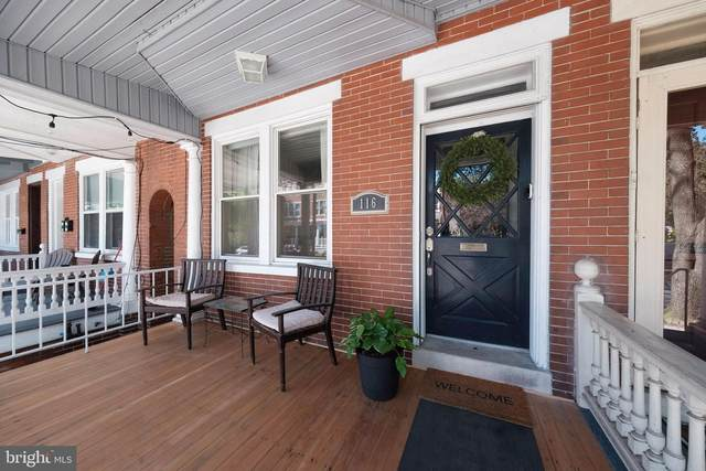 116 E Ross Street, LANCASTER, PA 17602 (#PALA181682) :: The Craig Hartranft Team, Berkshire Hathaway Homesale Realty