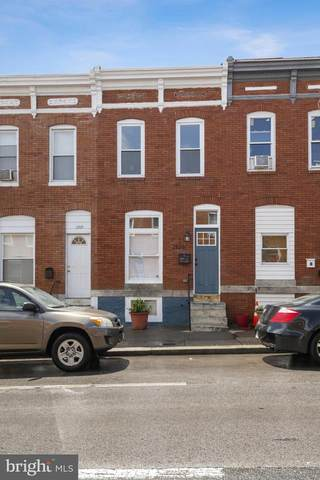2523 E Madison Street, BALTIMORE, MD 21205 (#MDBA549868) :: The Team Sordelet Realty Group