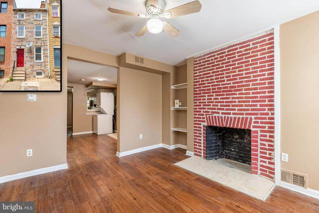 1008 W Lombard Street, BALTIMORE, MD 21223 (#MDBA549874) :: Bruce & Tanya and Associates