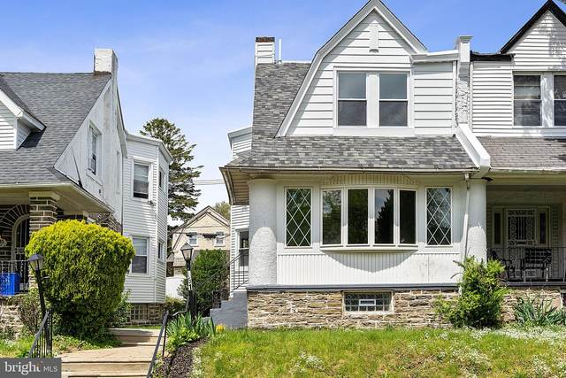 851 E Rittenhouse Street, PHILADELPHIA, PA 19138 (#PAPH1014530) :: The Dailey Group
