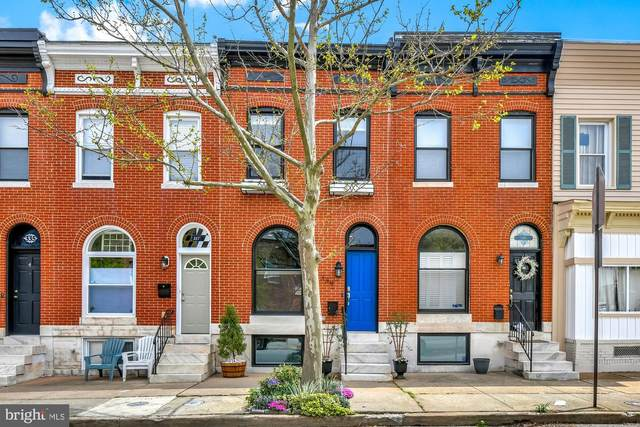 339 S East Avenue, BALTIMORE, MD 21224 (#MDBA549876) :: Network Realty Group
