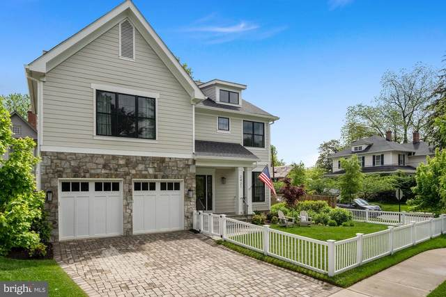 2421 N Buchanan Street, ARLINGTON, VA 22207 (#VAAR180990) :: Eng Garcia Properties, LLC