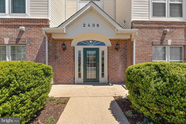 2408 Chestnut Terrace Court #303, ODENTON, MD 21113 (#MDAA467442) :: Jacobs & Co. Real Estate