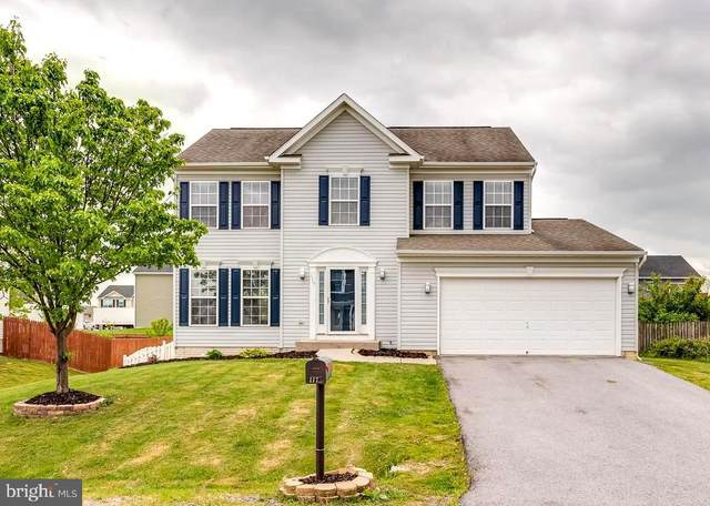117 Einstein Way, MARTINSBURG, WV 25404 (#WVBE185826) :: Berkshire Hathaway HomeServices McNelis Group Properties